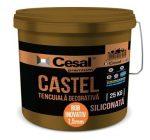 Castel Szilkon alapú nemesvakolat 1,5mm
