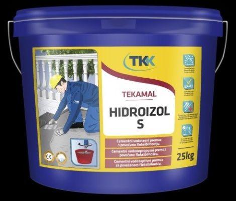 Tekamal Hidroizol S, 25 kg