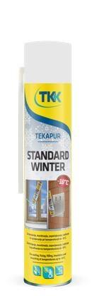 Tekapur Standard Winter kézi 750 ml