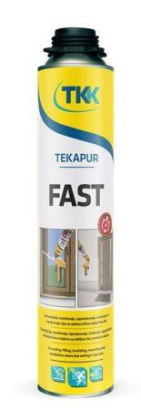 Tekapur Fast gyorskötő purhab pisztolyos 750 ml