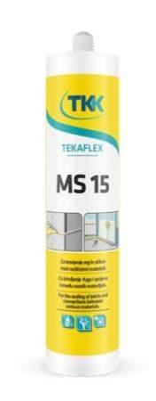 Tekaflex MS 15 dilatációs hézag kitöltő tömítő, 290 ml