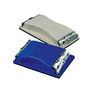 Blue Dolphin kézi csiszolótalp 165x85mm FEHÉR
