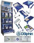 Blue Dolphin Festőhengerek, festőkészletek